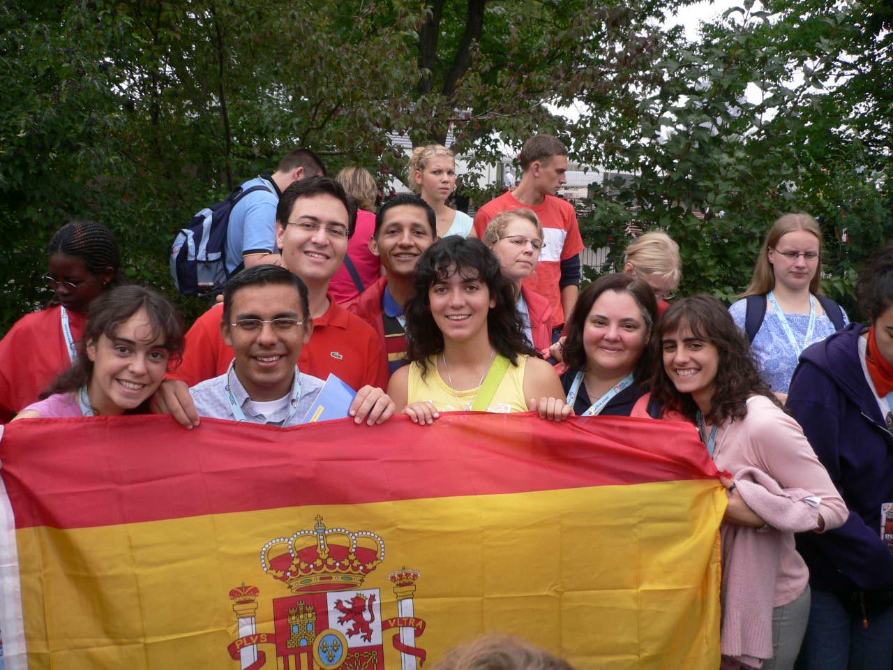 se nota, se siente, España está presente