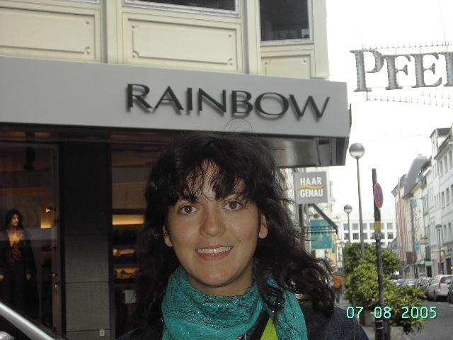 Rainbow en Köln